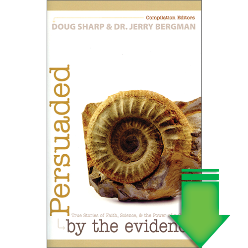 Persuaded by the Evidence eBook (EPUB, MOBI)