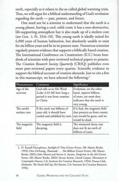 Global Warming and the Creator's Plan eBook (EPUB, MOBI)
