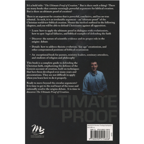 The Ultimate Proof of Creation eBook (EPUB, MOBI, PDF)