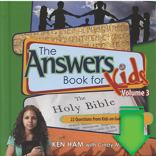 The Answers Book for Kids Volume 3 eBook