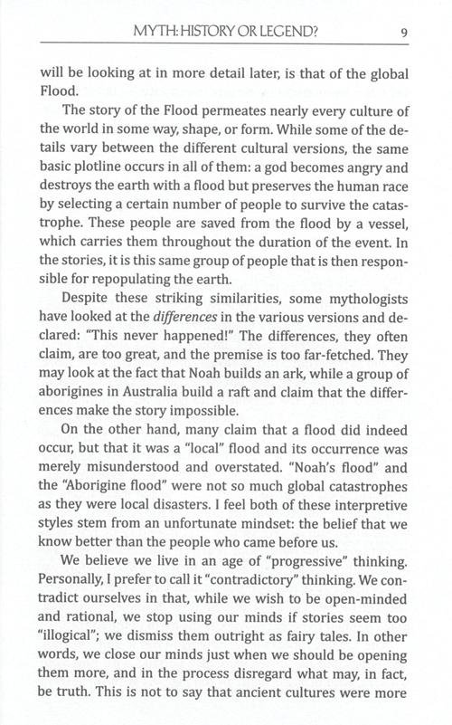 Flood Legends: Global Clues of a Common Event eBook (EPUB, MOBI, PDF)