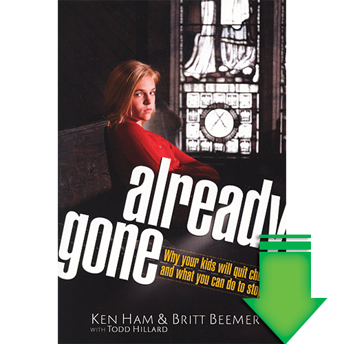 Already Gone eBook (EPUB, MOBI, PDF)