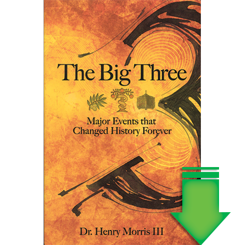 The Big Three Major Events that Changed History Forever eBook (EPUB, MOBI, PDF)