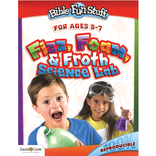 Fizz, Foam & Froth Science Lab (Ages 5 7)
