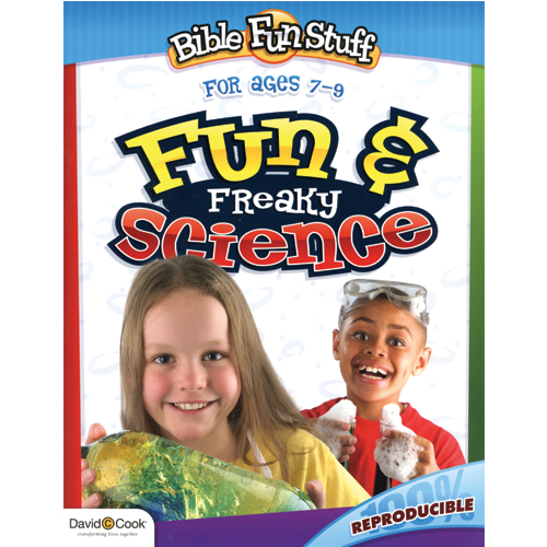 Fun & Freaky Science (Ages 7 9)