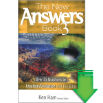 The New Answers Book 3 eBook (EPUB, MOBI, PDF)