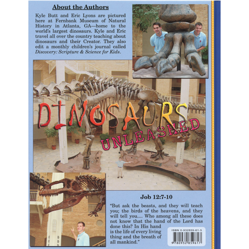 Dinosaurs Unleashed (2nd Edition)