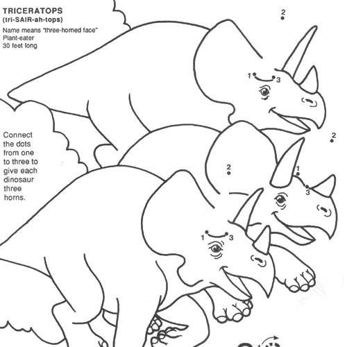 God's Dinosaurs 1 2 3 Book