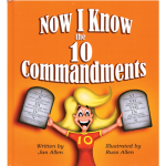 Now I Know the 10 Commandments