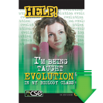 Help! I'm Being Taught Evolution In My Biology Class! (Download eBook, ePUB, PDF)
