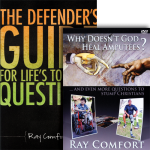The Defender's Guide for Life's Toughest Questions w/Free DVD