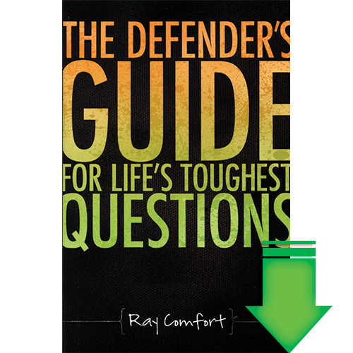 The Defender's Guide to Life's Toughest Questions eBook (EPUB, MOBI, PDF)