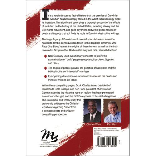 One Race One Blood eBook (EPUB, MOBI, PDF)