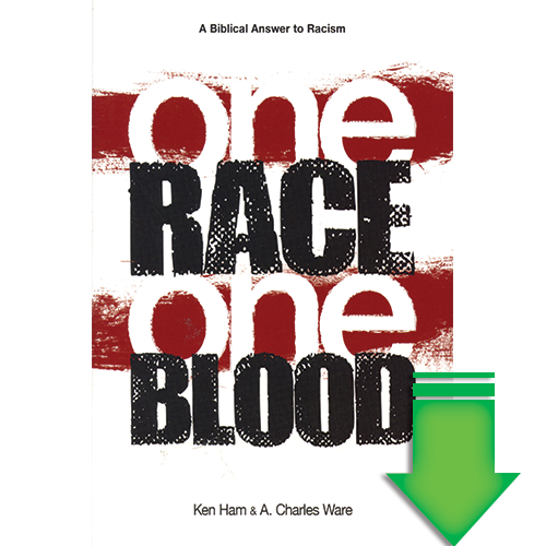 One Race One Blood eBook (EPUB, MOBI, PDF)
