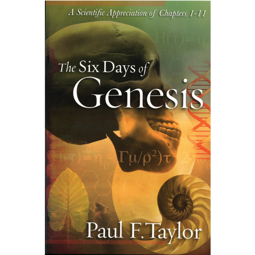 The Six Days of Genesis Book