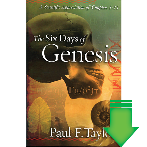The Six Days of Genesis eBook (EPUB, MOBI, PDF)