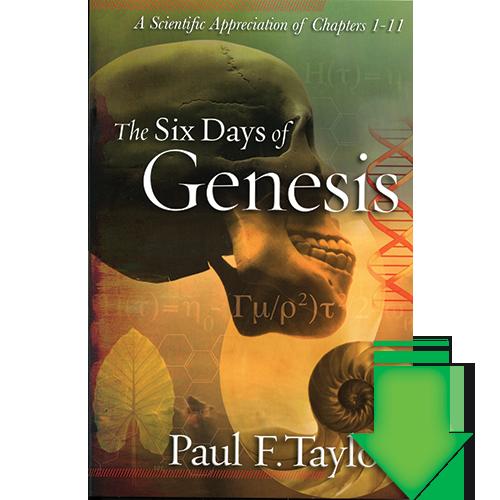 The Six Days of Genesis eBook (EPUB, MOBI, PDF)