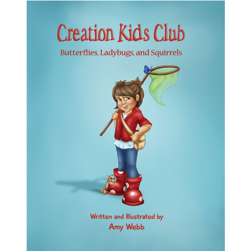 Creation Kids Club: Butterflies, Ladybugs, and Squirrels