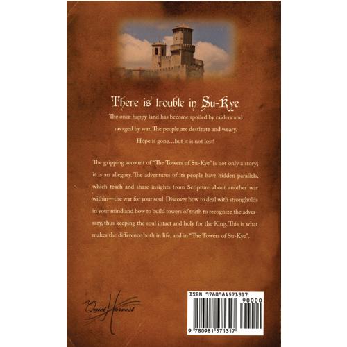 The Towers of Su kye