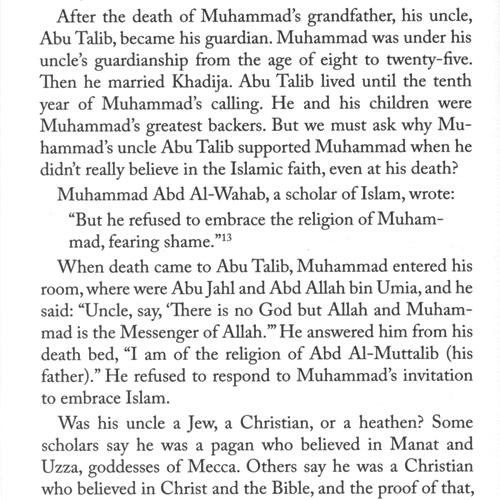 Christ, Muhammad and I