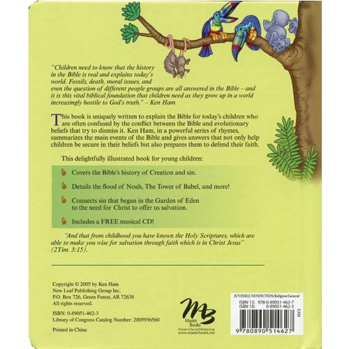 My Creation Bible eBook (PDF)