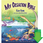 My Creation Bible eBook (PDF)