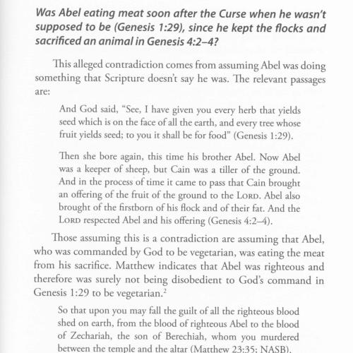 Demolishing Supposed Bible Contradictions (Vol 1) eBook  (EPUB, MOBI, PDF)