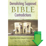 Demolishing Supposed Bible Contradictions (Vol 2) eBook (EPUB, MOBI)
