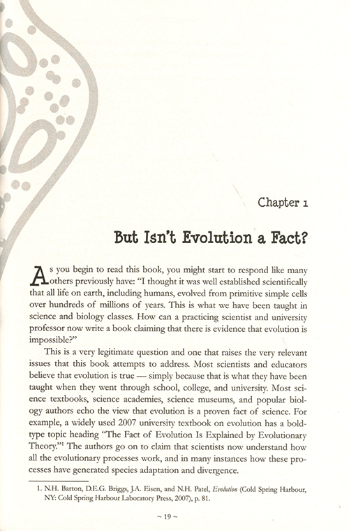 Evolution impossible 12 reasons why evolution cannot explain the evolution impossible 12 reasons why evolution cannot explain the origin of life on earth ebook fandeluxe Document