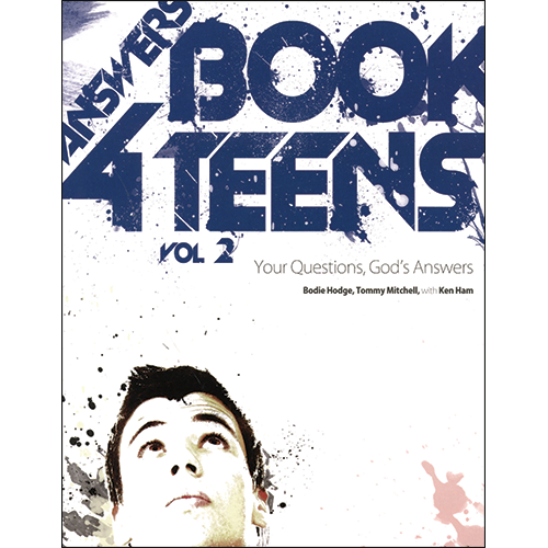 Answers Book for Teens Volume 2