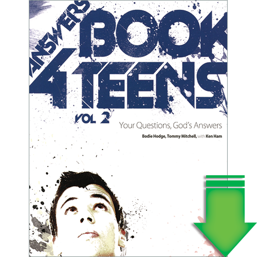Answers Book for Teens Volume 2 eBook