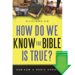 How Do We Know the Bible is True? Vol 2 eBook (EPUB, MOBI, PDF)