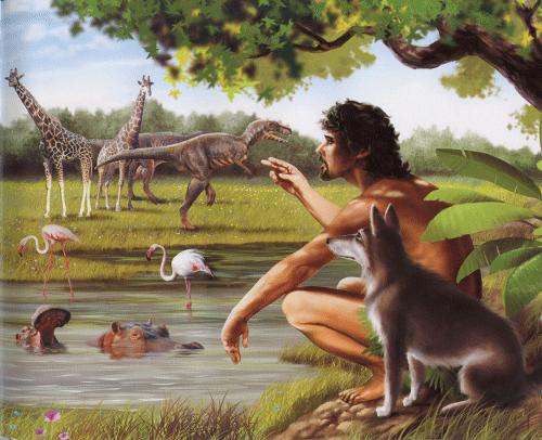 The True Account of Adam & Eve