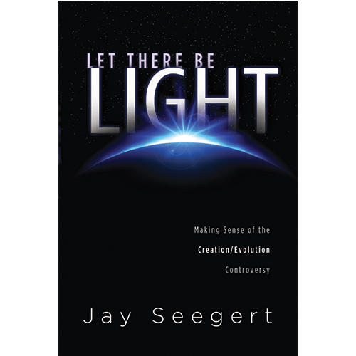 Let There Be Light by Jay Seegert