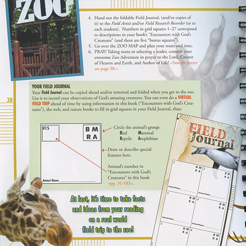 Complete Zoo Adventure