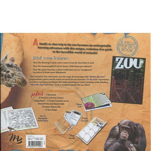 Complete Zoo Adventure