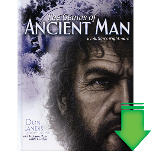The Genius of Ancient Man eBook (PDF)
