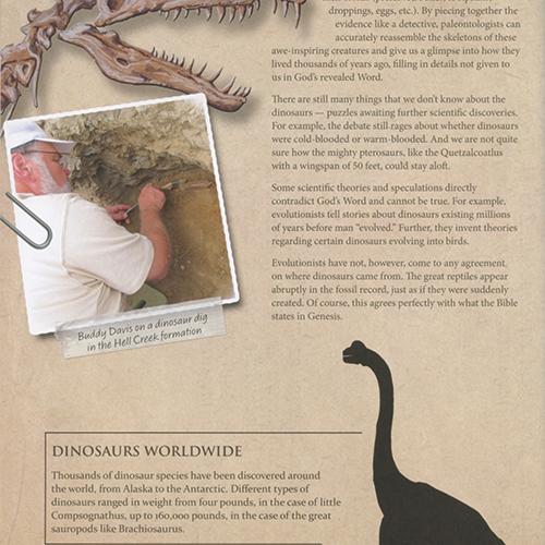 Chronicles of Dinosauria