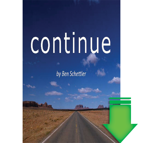 Continue Chapter 5 (MP3 Audio Download)