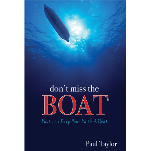 Don't Miss the Boat Book