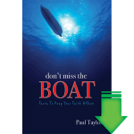 Don't Miss the Boat eBook