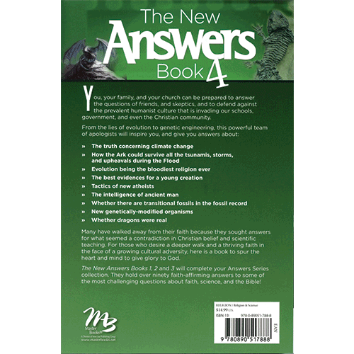 The New Answers Book 4 eBook (EPUB, MOBI, PDF)