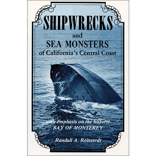 Shipwrecks and Sea Monsters