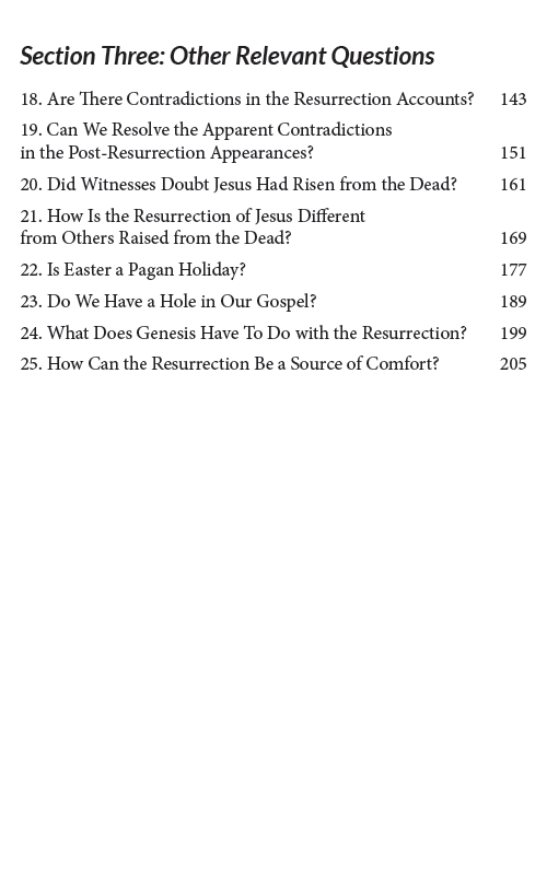 In Defense of Easter: Answering Critical Challenges to the Resurrection of Jesus eBook (EPUB, MOBI)