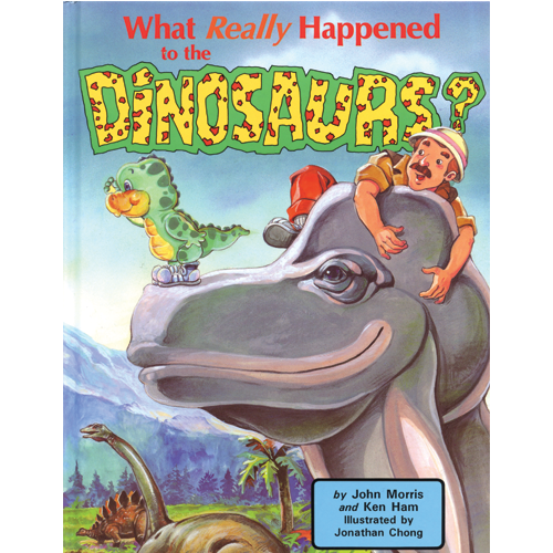 What Really Happened to the Dinosaurs?