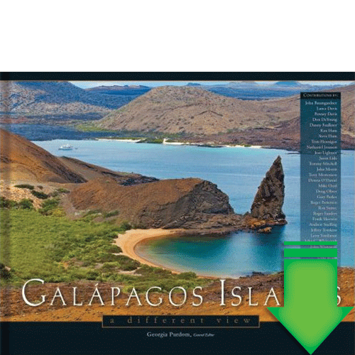 Galapagos Islands: A Different View eBook