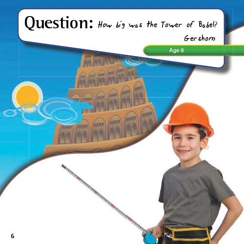 The Answers Book for Kids Volume 6 eBook