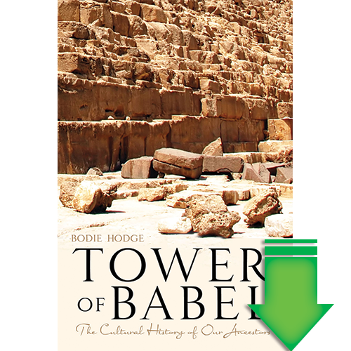 Tower of Babel: The Cultural History of Our Ancestors eBook (EPUB, MOBI, PDF)