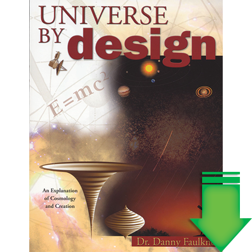 Universe by Design eBook (EPUB, MOBI)