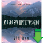 And God Saw that It Was Good: Reflections of God's Handiwork eBook (EPUB, MOBI)